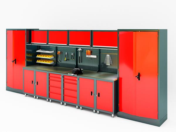 Мебель для мастерских и гаража